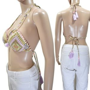 Victoria's Secret Pom Pom Tassel